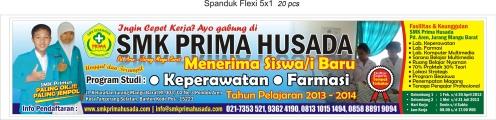 Spanduk Primus Flexi 5x1