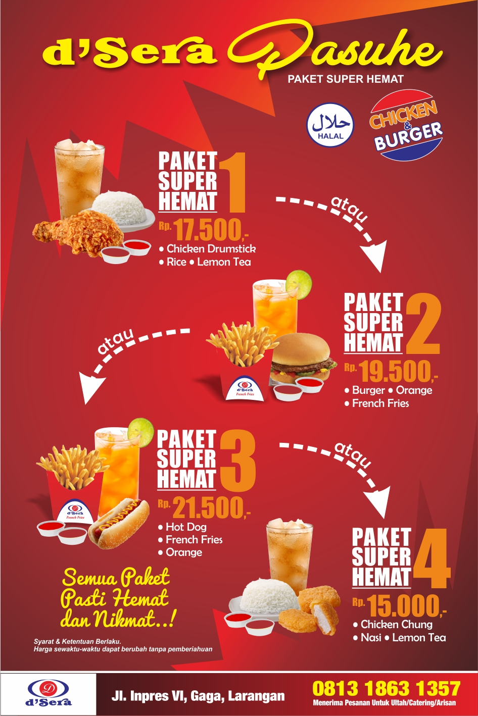 Desera_Paket_Chicken