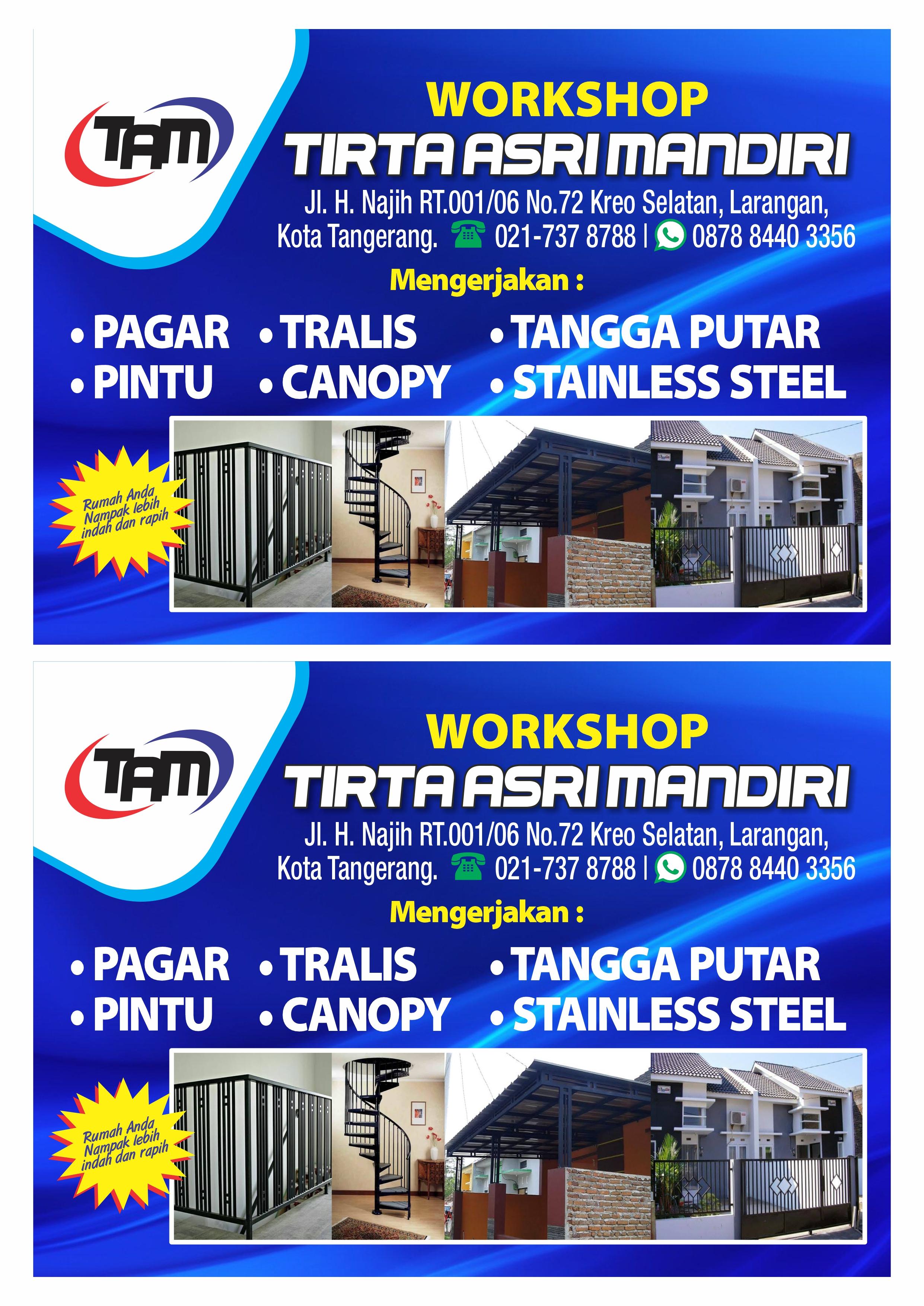 Tirta Asri Mandiri_Brosur