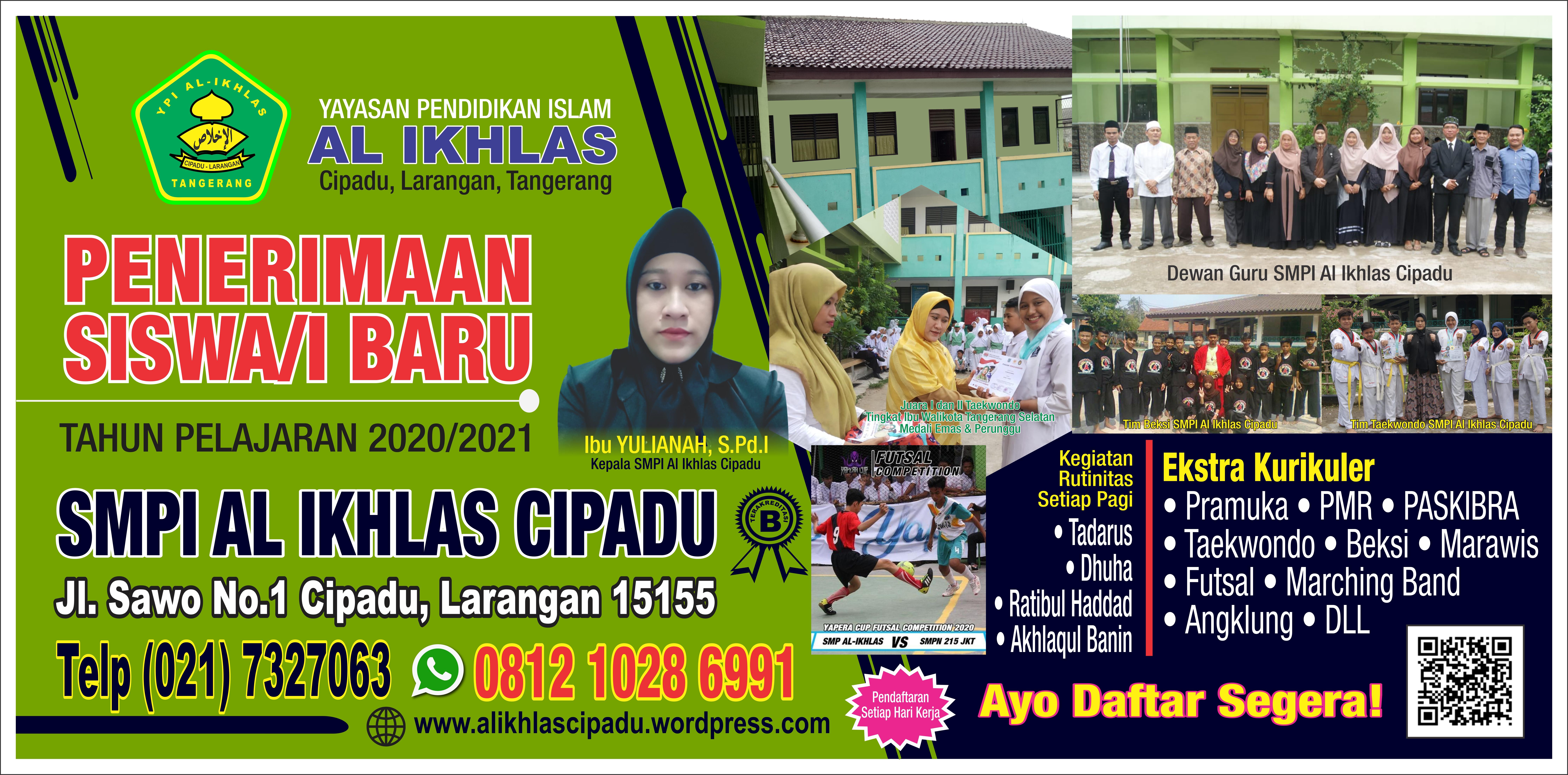 PPDB SMP Al Ikhlas_315x155